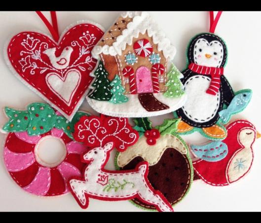 делаем новогодние подарки вместе с детьми - 2