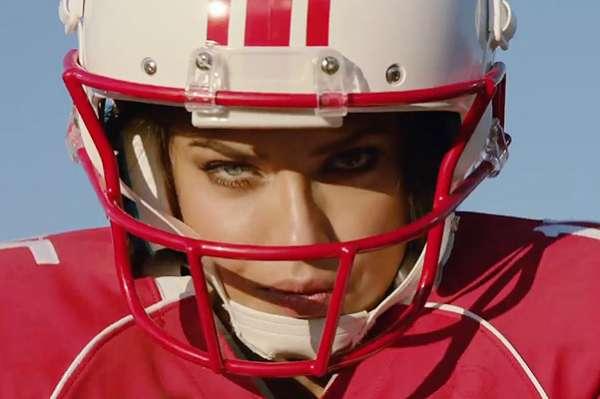 Photo of Ангелы спорта: модели Victoria's Secret в промо-ролике Super Bowl 2015