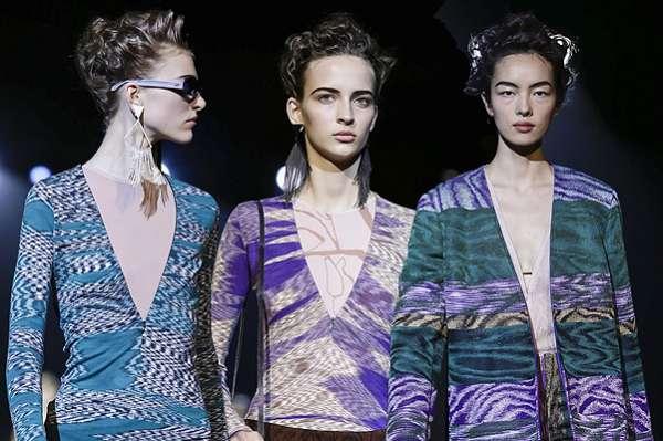Photo of Неделя моды в Милане: Missoni и Trussardi