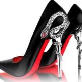 Туфли Лабутен: женские лабутены с красной подошвой, оригинальные черные от Christian Louboutin 2018, сколько они стоят (72 фото)