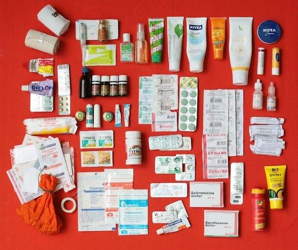 Как собрать аптечку в путешествие: какие лекарства взять с собой