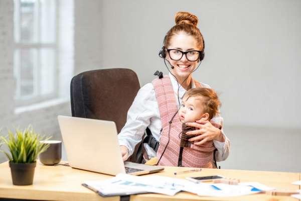 Photo of Мама на фрилансе: чем помочь себе работать?