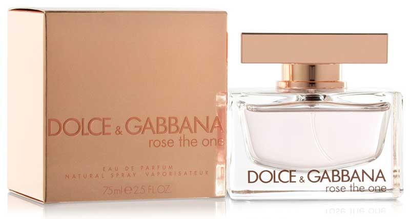Rose-The-One-Dolce&Gabbana