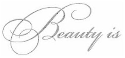 Beauty Is