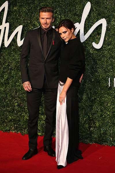 British Fashion Awards 2014: звезды на церемонии в Лондоне 7