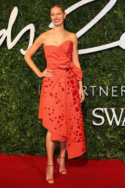 British Fashion Awards 2014: звезды на церемонии в Лондоне 17