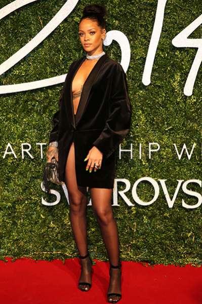 British Fashion Awards 2014: звезды на церемонии в Лондоне 5