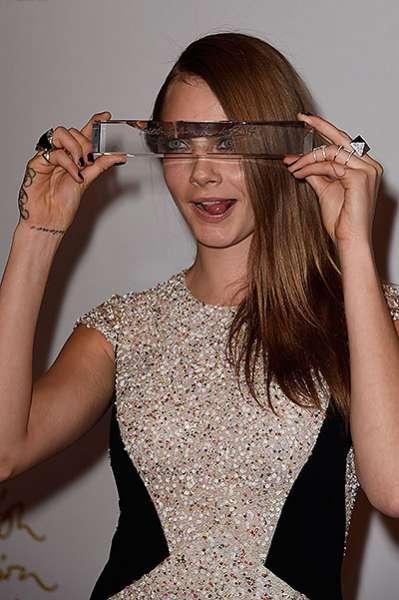 British Fashion Awards 2014: звезды на церемонии в Лондоне 4