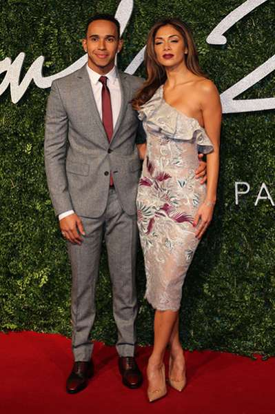British Fashion Awards 2014: звезды на церемонии в Лондоне 14