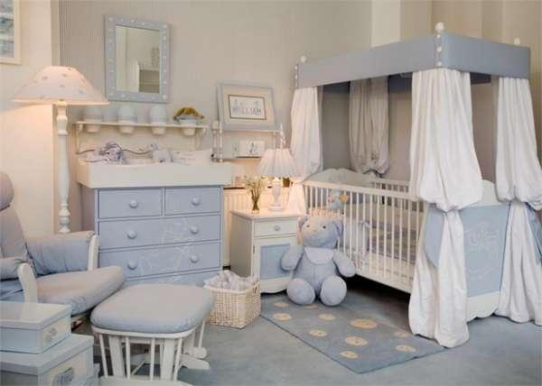 Дизайн детской комнаты — от рождения до совершеннолетия 1