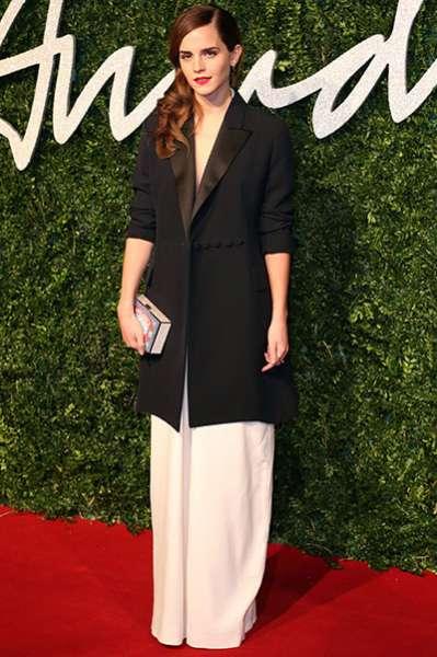 British Fashion Awards 2014: звезды на церемонии в Лондоне 9