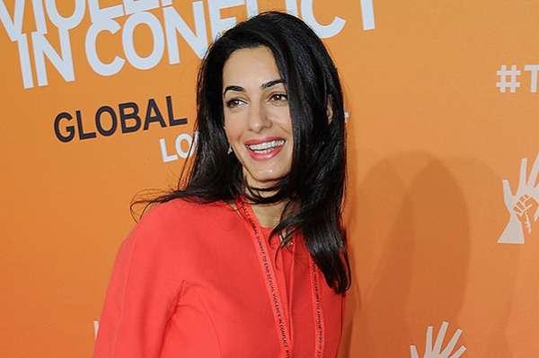 Люксовый бренд назвал сумку в честь Амаль Клуни 18