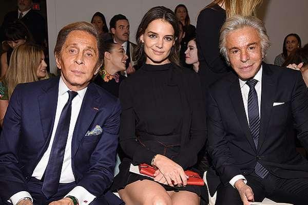 Белым по белому: показ коллекции Valentino в Нью-Йорке 1