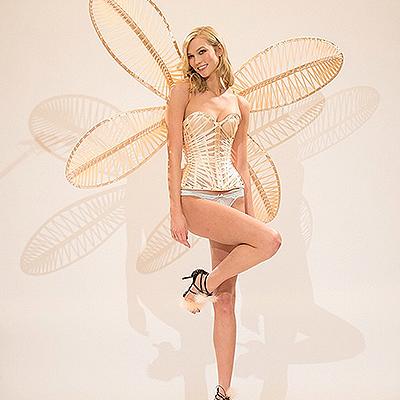 """Лима, Амбросио и другие """"ангелы"""" готовятся к шоу Victoria's Secret-2014 10"""
