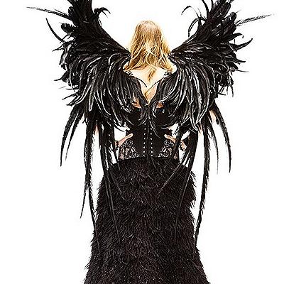 """Лима, Амбросио и другие """"ангелы"""" готовятся к шоу Victoria's Secret-2014 8"""