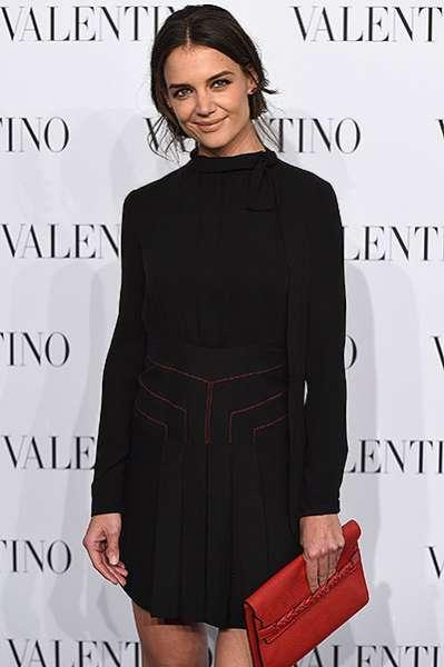 Белым по белому: показ коллекции Valentino в Нью-Йорке 13