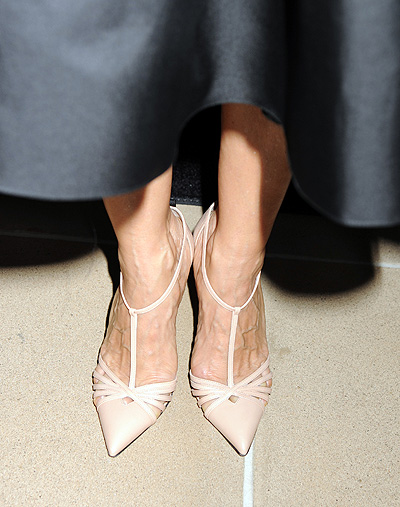 Сара Джессика Паркер и Николь Ричи на Fashion Footwear Awards-2014 6