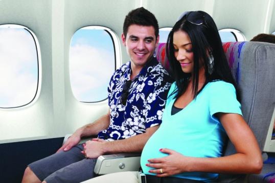 Можно ли летать на самолете при беременности? 7