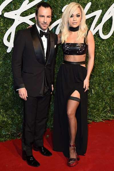 British Fashion Awards 2014: звезды на церемонии в Лондоне 12