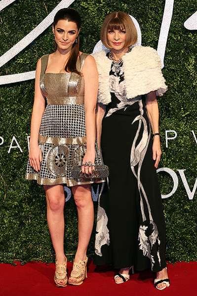 British Fashion Awards 2014: звезды на церемонии в Лондоне 19
