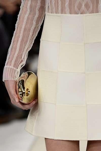 Белым по белому: показ коллекции Valentino в Нью-Йорке 10