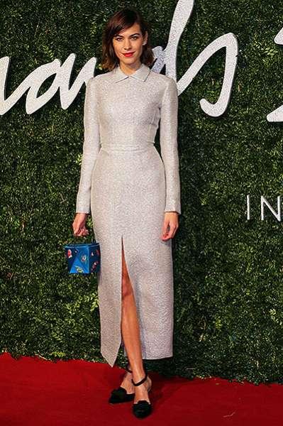 British Fashion Awards 2014: звезды на церемонии в Лондоне 20