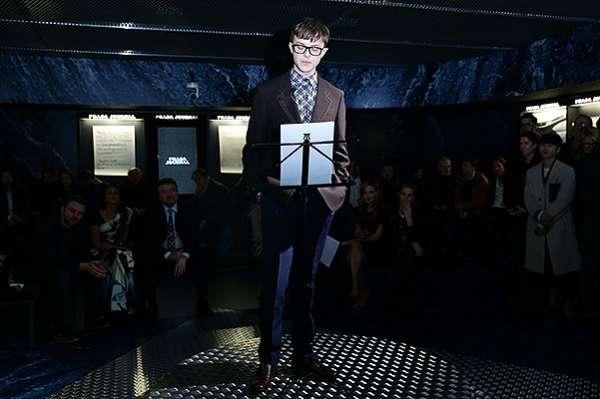 Награждение победителей конкурса Prada Journal в Милане 9