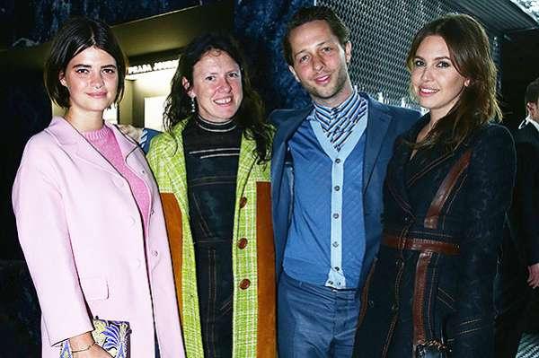 Награждение победителей конкурса Prada Journal в Милане 24