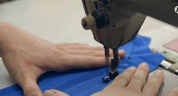 """""""Убийственная мода"""": норвежские фешн-блогеры на швейной фабрике в Камбодже 2"""