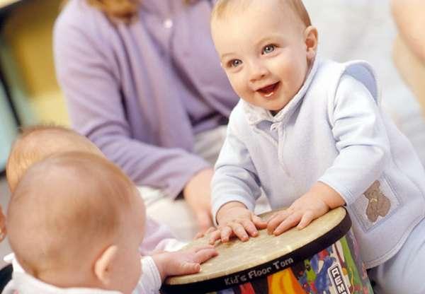 Как развить музыкально-ритмическое восприятие ребенка 7