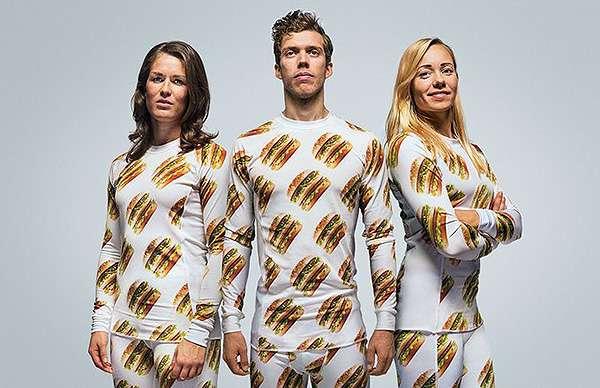 Биг-мак – вот что я люблю: McDonald's запустил линейку одежды и товаров для дома 15