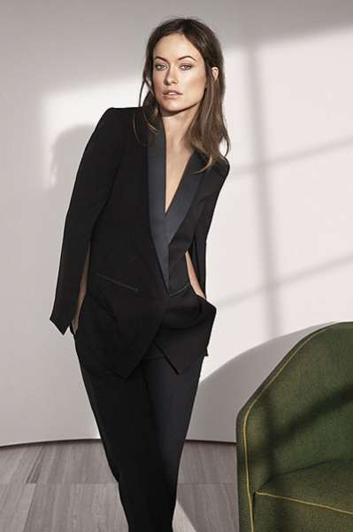 Оливия Уайлд представила эко-коллекцию модного бренда 2