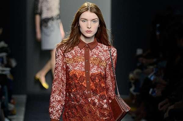 Неделя моды в Милане: показ Bottega Veneta 20