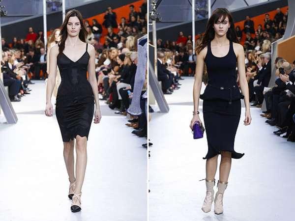 Неделя моды в Париже: показ Louis Vuitton 7