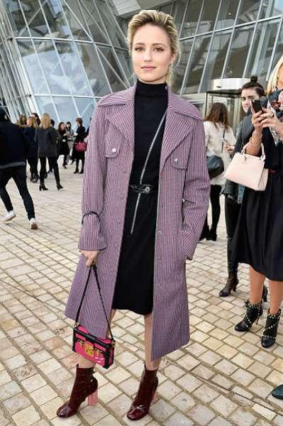 Неделя моды в Париже: показ Louis Vuitton 24