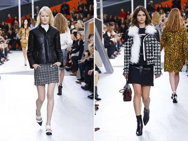 Неделя моды в Париже: показ Louis Vuitton 2