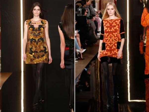 Неделя моды в Париже: показ Valentin Yudashkin 8