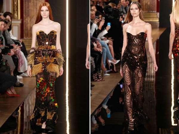 Неделя моды в Париже: показ Valentin Yudashkin 9