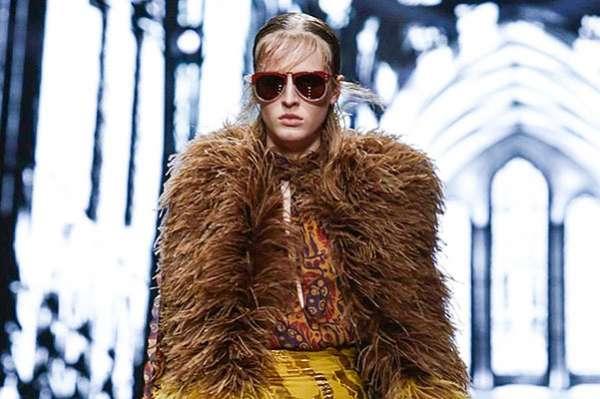 Неделя моды в Милане: показ Just Cavalli 18