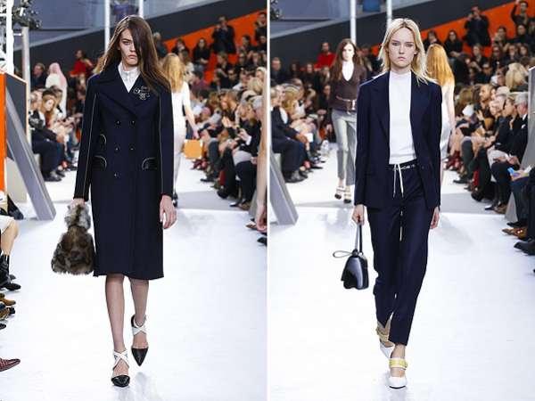 Неделя моды в Париже: показ Louis Vuitton 6