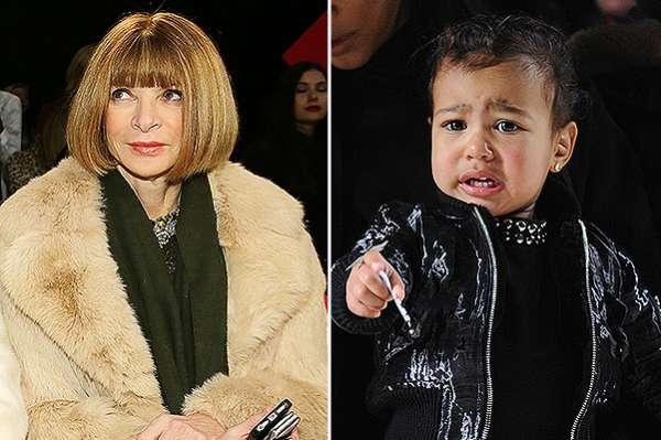 Анна Винтур хочет запретить приводить детей на модные показы 29