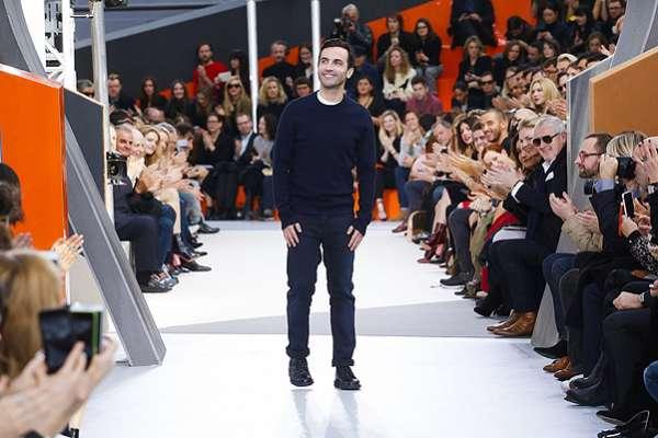 Неделя моды в Париже: показ Louis Vuitton 17