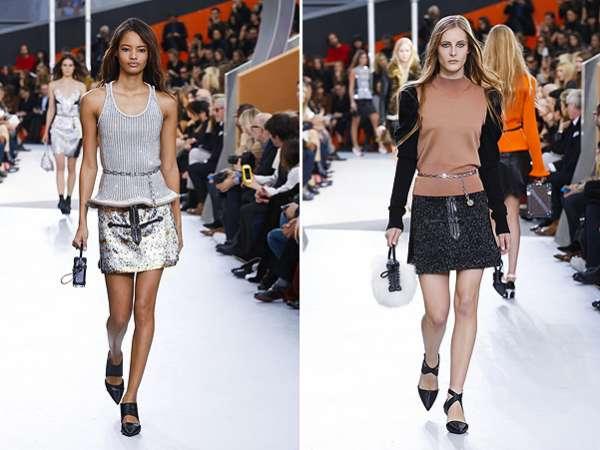 Неделя моды в Париже: показ Louis Vuitton 4