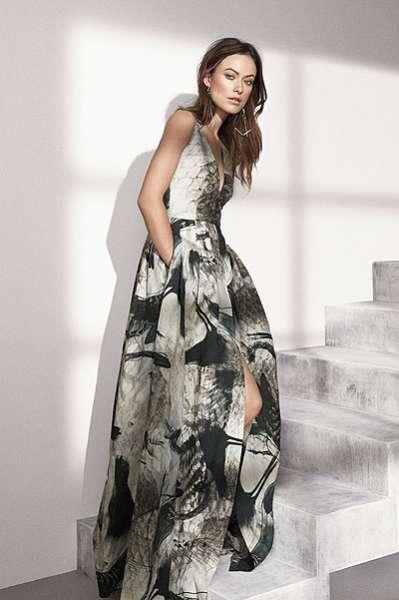 Оливия Уайлд представила эко-коллекцию модного бренда 5