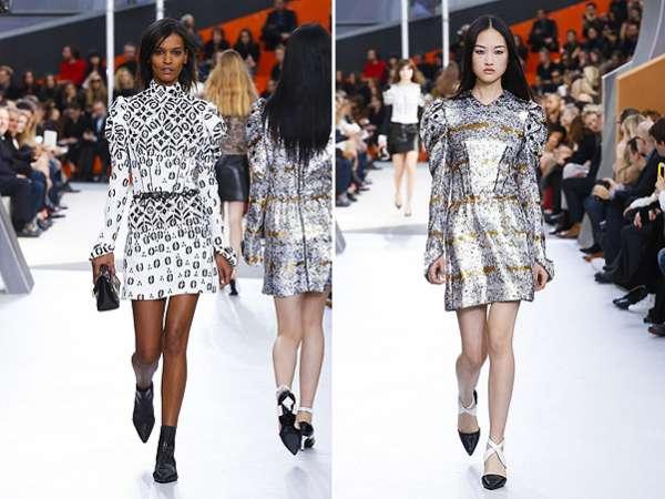 Неделя моды в Париже: показ Louis Vuitton 15