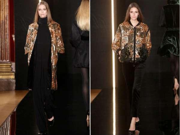 Неделя моды в Париже: показ Valentin Yudashkin 4