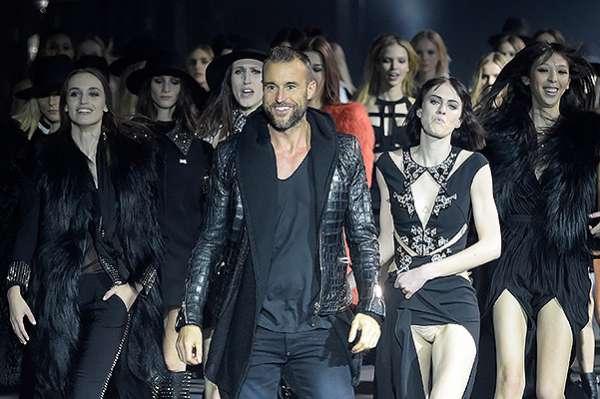 Неделя моды в Милане: Philipp Plein и американские горки 15