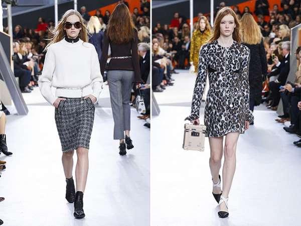 Неделя моды в Париже: показ Louis Vuitton 3