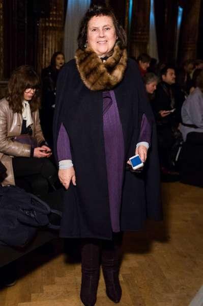 Неделя моды в Париже: показ Valentin Yudashkin 15