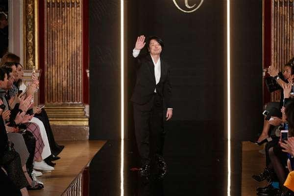 Неделя моды в Париже: показ Valentin Yudashkin 11